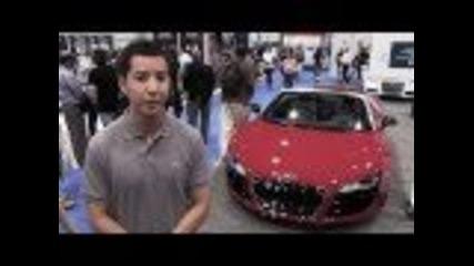 2010 Sema: 2011 Stasis Audi R8