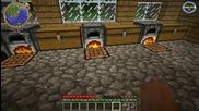 Minecraft: Тройно оцеляване. Епизод 7 ( Нова Къща & Недовършен покрив )