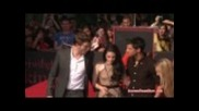 Twilight Cast Hand and Footprint Ceremony (you can watch it on hd, too)