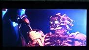 Power Rangers Samurai Deker Vs Master Xandred Australian Version