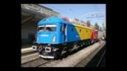 Le Softronic 6600 kw The Best Co-co Locomotive In The World
