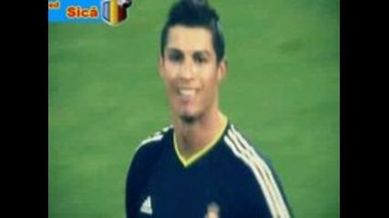 Cristiano Ronaldo 2011 By Sm14