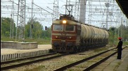 Товарен влак с локомотиви 45 166 и 45 165