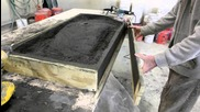 Concrete Central Concrete Countertops, Tabletops, Sinks and Bathroom Vanities