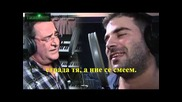 Василис Карас и Пантелис Пантелидис - За един и същ човек говорим (official video) Превод
