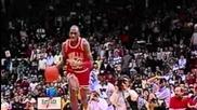 Michael Jordan - В действие!