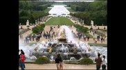 Parigi Fontana Musicale a Versailles- Париж Музикален Фонтан във Версай