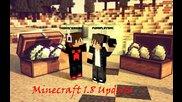 Minecraft 1.8 Новини Granit,slime Block, Enchanting и още
