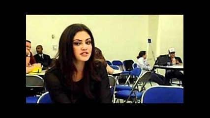 Secret Circle's Phoebe Tonkin Dishes on Her Villainous Character Faye at Comic-con 2011