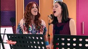 Франческа и Камила пеят Готова да кажа сбогом
