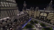 Minecraft Epic City in Hd + map download