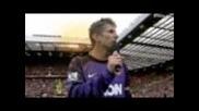 Edwin Van Der Sar 2005-2011 Goodbye