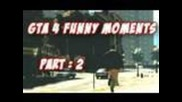 Gta 4 Funny Moments: Part 2 (grand Theft Auto Iv Machinima)