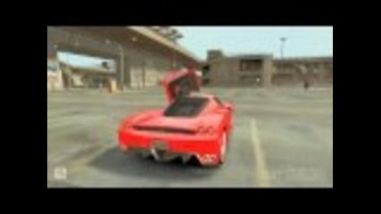 Gta 4 - Ferrari Enzo