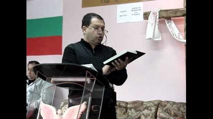Propoved Pazi vyarata si Apostol Asen Raykov