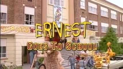 """ernest Goes To School"" Coke Sams - Director"