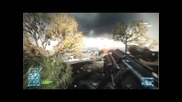 Battlefield 3 Conquest: 64 Players On Noshahr Canals W/ Live Commentary