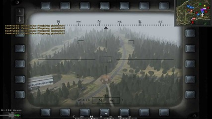 Project Reality 1.0 Gameplay Mi-28n Havoc - Saaremaa