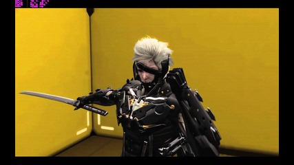Metal Gear Rising: Revengeance Vr Mission 006 Gold Pc