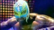 Wwe Rey Mysterio 2010 Titantron Hd - Booyaka 619