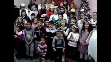 Рождество Христово!децата на Епц 2 Ст. Загора Апостол Асен Райков