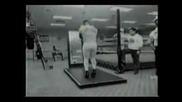 Mike Tyson - тренировки и нокаути