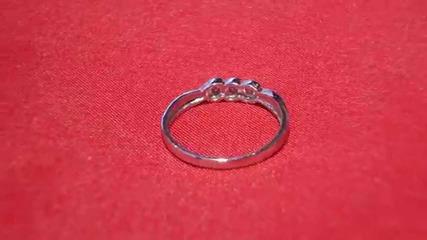 пръстен с диаманти Kirkorian Diamonds