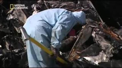 Разследване на самолетни катастрофи: Спасяване по чудо