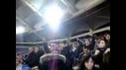 Ultras Levski away at Rome Hd -by Levski95