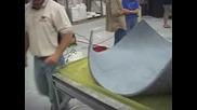 Bending Concrete into Furniture - Surecrete's Xtreme