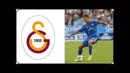 Страхотен гол на Роналдо срещу Галатасарай !