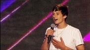 Joel Goncalves в The X Factor 2012