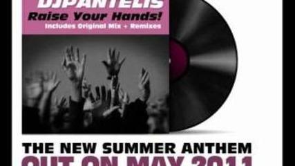 Dj Pantelis - Raise Your Hands (ibiza Sax Radio Mix)