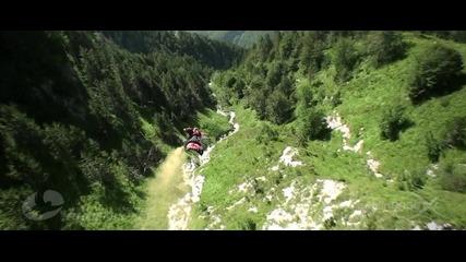 Разтърсващо изживяване. Wingsuit Flying