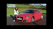 Audi Tt review - Carbuyer