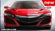 Acura Nsx Track Pack, Audi R8 Engines, Chevy Ss 1le - Fast Lane Daily