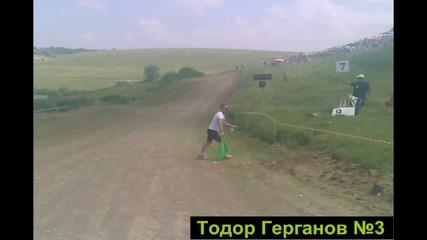 Автокрос Калипетрово 2013 - Финал Супер бъги - Онборд Тодор Герганов №3