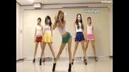 Gangam style (girls version)