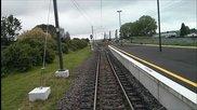 Time lapse - от кабината на локомотива