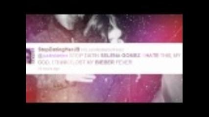 Selena & Bieber // Support !!...