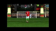 Fifa 11 | Longshots Tutorial | Link To Fifa 12 One!