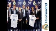 El Real Madrid y Beiersdorf se unen por el patrocinio de Nivea Men