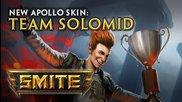 New Apollo Skin: Team Solomid