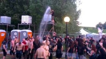 Loud Festival 2012 - Metal Shower