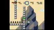 Ниво на Super Mario World - Rubber Road