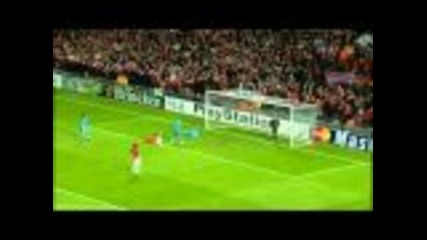 Manchester United v Barcelona | Champions League Semi Final Highlights 2008