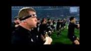 New Zealand War Dance - All Blacks Haka