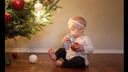 Christmas with a Baby