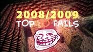 Top 10 Fails 2008/2009 Year Counter-strike 1.6
