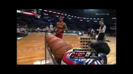 [2011] Nba All Star Game - 3 point shootout